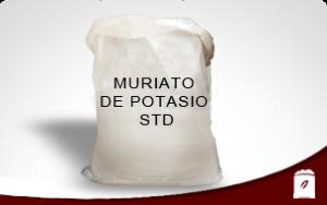 MURIATO DE POTASIO STD